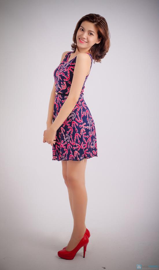 Đầm nữ dạo phố ( 3 mẫu ) - 10
