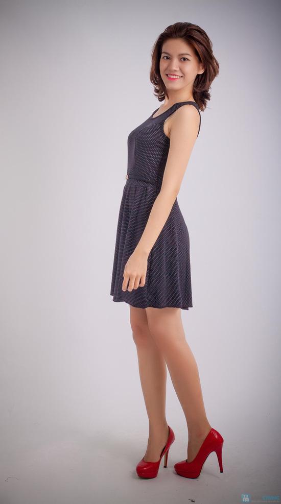 Đầm nữ dạo phố ( 3 mẫu ) - 3