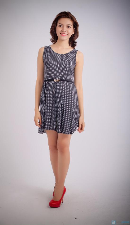 Đầm nữ dạo phố ( 3 mẫu ) - 5