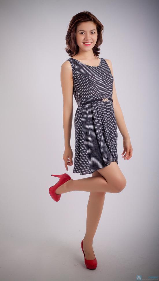 Đầm nữ dạo phố ( 3 mẫu ) - 7
