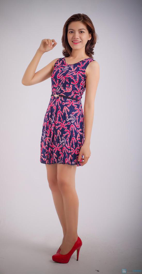 Đầm nữ dạo phố ( 3 mẫu ) - 9