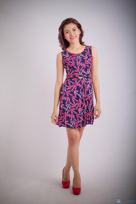 Đầm nữ dạo phố ( 3 mẫu ) - 8