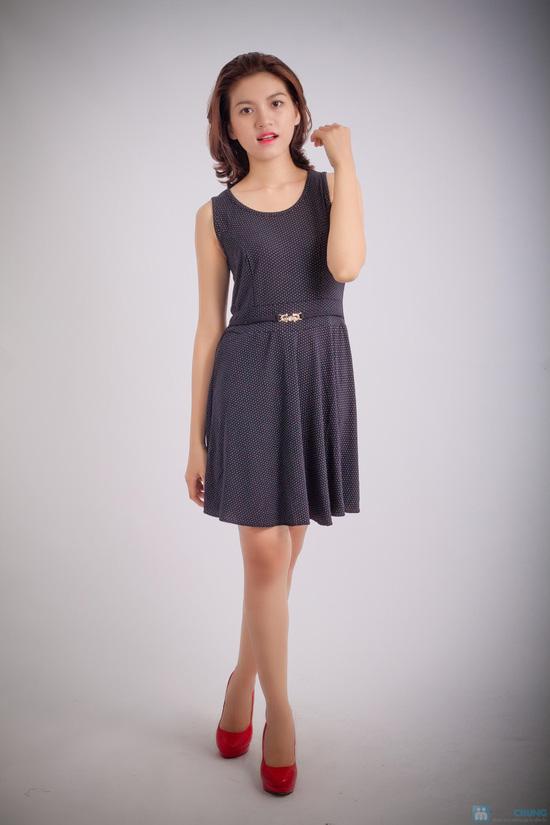 Đầm nữ dạo phố ( 3 mẫu ) - 1