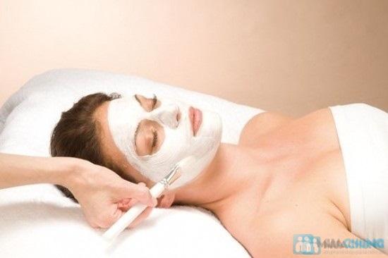 Gói 4 dịch vụ Massage body + săn nở ngực + Mặt nạ mặt Collagen + Gội đầu tại An An Spa - 4