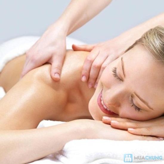 Gói 4 dịch vụ Massage body + săn nở ngực + Mặt nạ mặt Collagen + Gội đầu tại An An Spa - 2