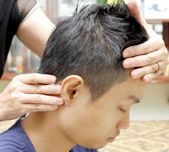 Massage body trị liệu tại Galaxy Spa - 14
