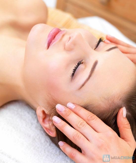 Gói 4 dịch vụ Massage body + săn nở ngực + Mặt nạ mặt Collagen + Gội đầu tại An An Spa - 1