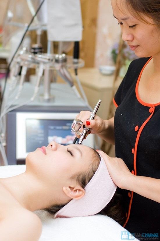 Nâng cơ chống chảy xệ, chống lão hóa da công nghệ điện di CRYOCEEL & OXY GEN tại Feel Beauty Spa - 4
