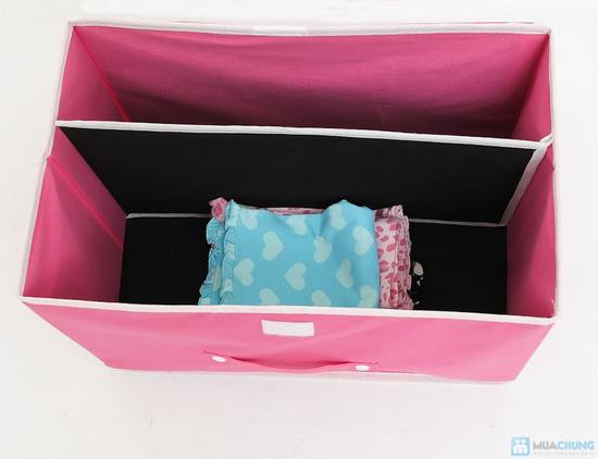 Combo 2 hộp đựng đồ handmade Minion - 13