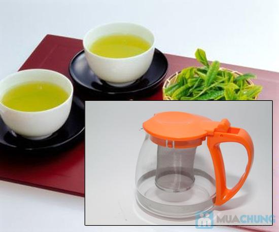 Bình lọc trà (700ml) - Tiện lợi, dễ sử dụng - 8