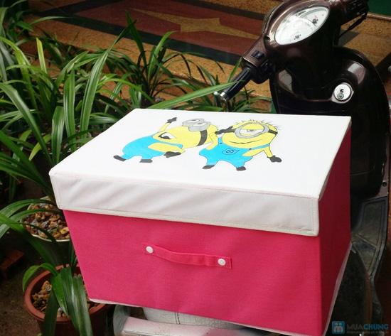 Combo 2 hộp đựng đồ handmade Minion - 1