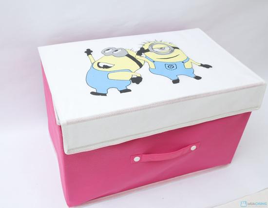 Combo 2 hộp đựng đồ handmade Minion - 5