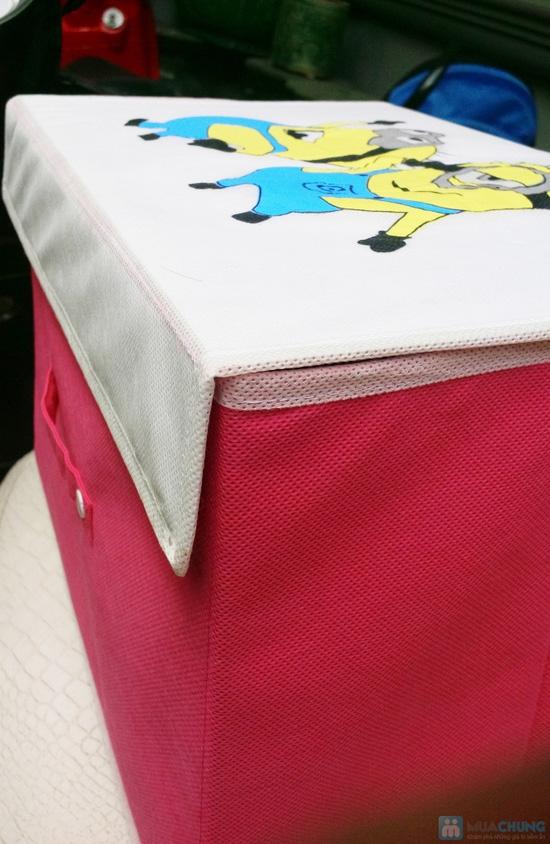Combo 2 hộp đựng đồ handmade Minion - 9
