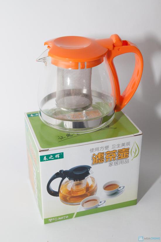 Bình lọc trà (700ml) - Tiện lợi, dễ sử dụng - 1
