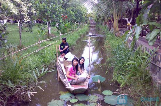 Tour ngoại thành Quận 9: Khu du lịch Vườn Thiên Thanh - Câu cá giải trí - Thưởng thức hải sản trong 01 ngày. Chỉ 349.000đ/người - 6