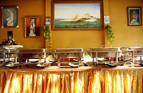 Buffet Ẩm Thực Hồ Tây Tại Nhà Hàng Yên Hoa - 3