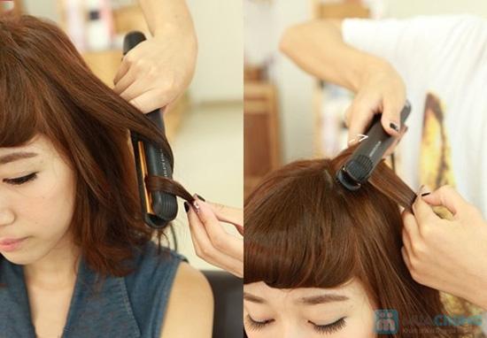 Trọn gói làm tóc Trang Hair & Nail - 8