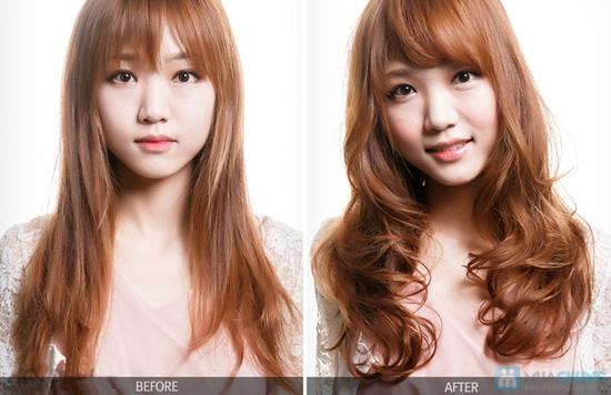 Trọn gói làm tóc Trang Hair & Nail - 2