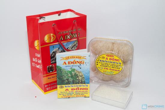 Yến sào tinh chế A Đồng (100gram) - 2