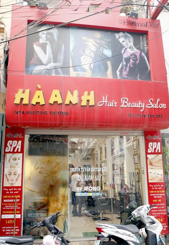 Áp dụng 1 trong 5 gói dịch vụ làm tóc trọn gói tại Hà Anh Salon - 1