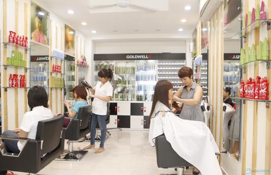 Áp dụng 1 trong 5 gói dịch vụ làm tóc trọn gói tại Hà Anh Salon - 4