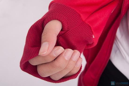 Áo khoác nữ xỏ ngón - 6