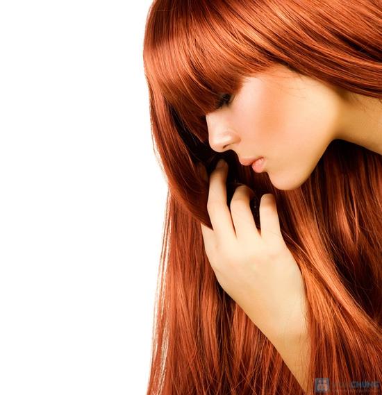 Áp dụng 1 trong 5 gói dịch vụ làm tóc trọn gói tại Hà Anh Salon - 15