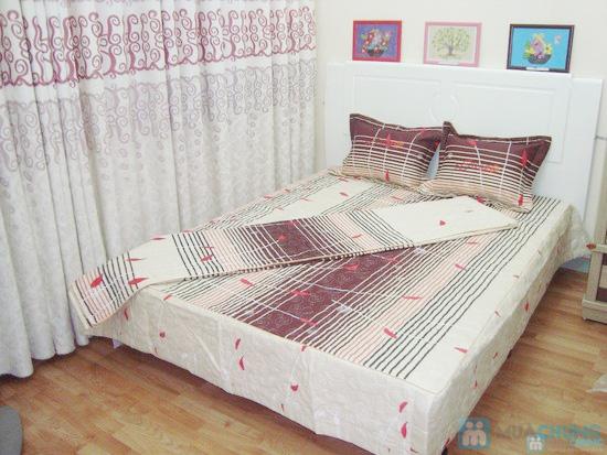 Làm ấm phòng ngủ với bộ vỏ chăn ga chần bông - 5