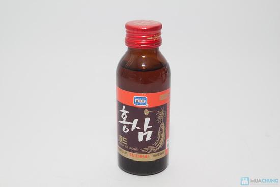 Bồi bổ cơ thể với Combo 10 chai nước hồng sâm - 2