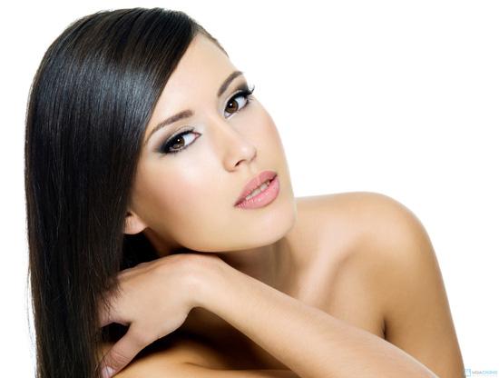 Hấp dầu Fanola và hấp collagen phục hồi cho tóc tại Salon Tóc Việt - 3