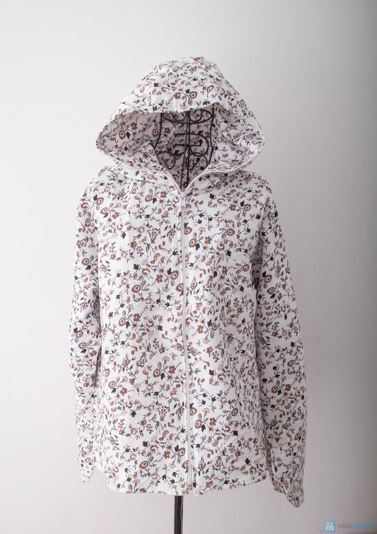 Áo khoác chống nắng 02 lớp (tặng 01 khẩu trang 2 lớp) - 7