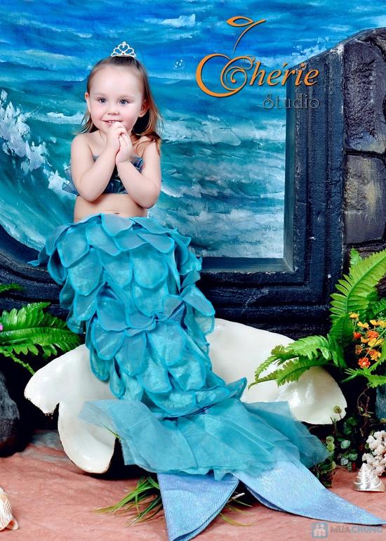 Lưu giữ lại kỷ niệm tuổi thơ của bé với Gói chụp hình + làm lịch cho bé yêu tại Chérie Studio - 4
