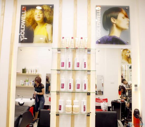 Áp dụng 1 trong 5 gói dịch vụ làm tóc trọn gói tại Hà Anh Salon - 14