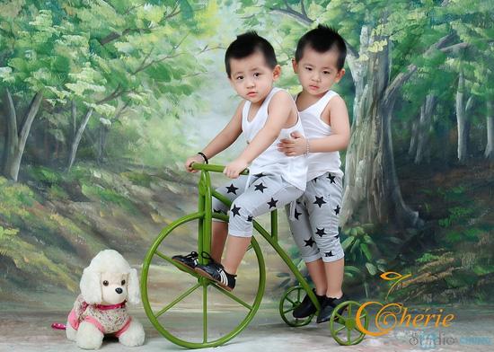 Lưu giữ lại kỷ niệm tuổi thơ của bé với Gói chụp hình + làm lịch cho bé yêu tại Chérie Studio - 5