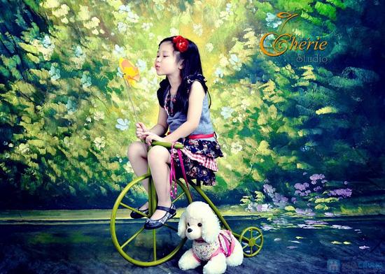 Lưu giữ lại kỷ niệm tuổi thơ của bé với Gói chụp hình + làm lịch cho bé yêu tại Chérie Studio - 8