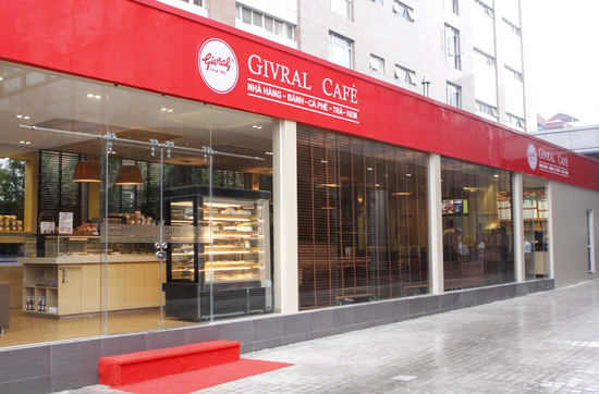 Voucher giảm giá Givral - 15