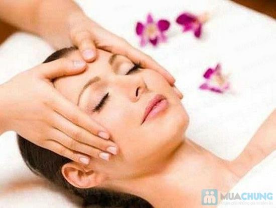 Đặc trị nám vùng da mặt và massage đặc trị vùng mắt giúp giảm quầng thâm và mờ vết nhăn tại Crystal Beaute - 1