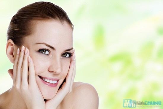 Đặc trị nám vùng da mặt và massage đặc trị vùng mắt giúp giảm quầng thâm và mờ vết nhăn tại Crystal Beaute - 3