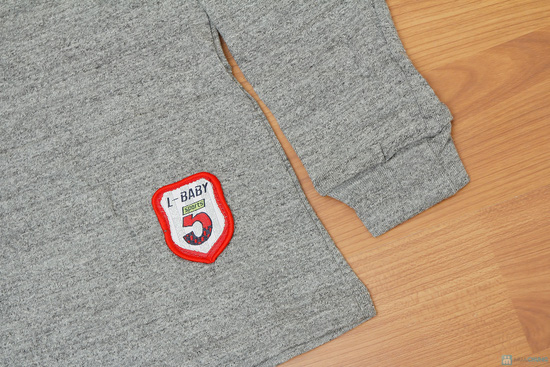 Áo len cao cổ cho bé Carter (2 cái) - 6