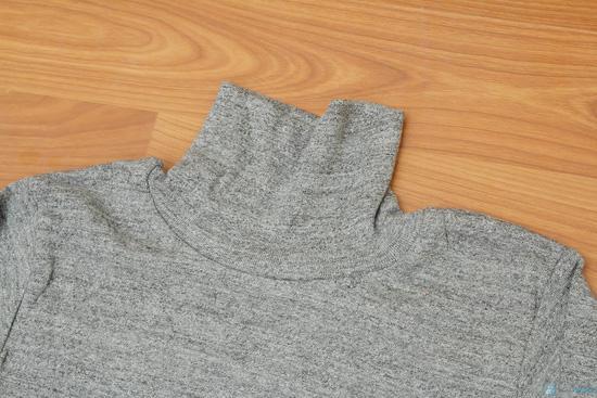 Áo len cao cổ cho bé Carter (2 cái) - 5