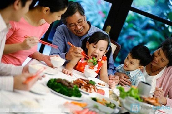 Chảo điện Happy Call mạ vàng - giúp bạn nấu nướng những món ăn ngon cho gia đình - 1
