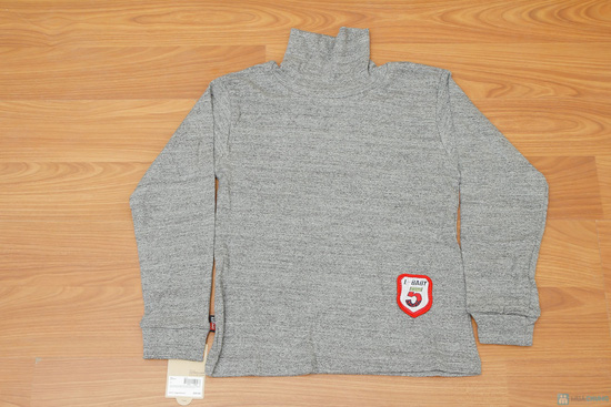 Áo len cao cổ cho bé Carter (2 cái) - 4