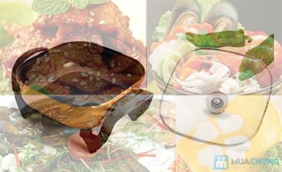 Chảo điện Happy Call mạ vàng - giúp bạn nấu nướng những món ăn ngon cho gia đình - 9