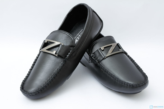 Giày nam thời trang 100% da thật - 1