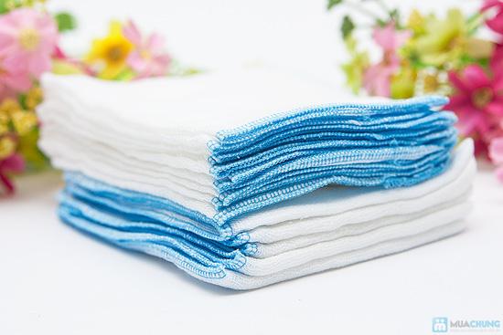 Combo 30 khăn sữa cho bé (loại 4 lớp) - 7
