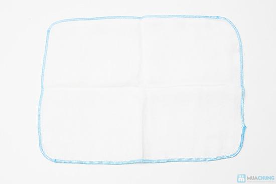 Combo 30 khăn sữa cho bé (loại 4 lớp) - 8
