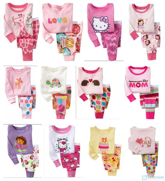 combo 2 bộ baby gap thu đông tại shop mechipxinh - 3
