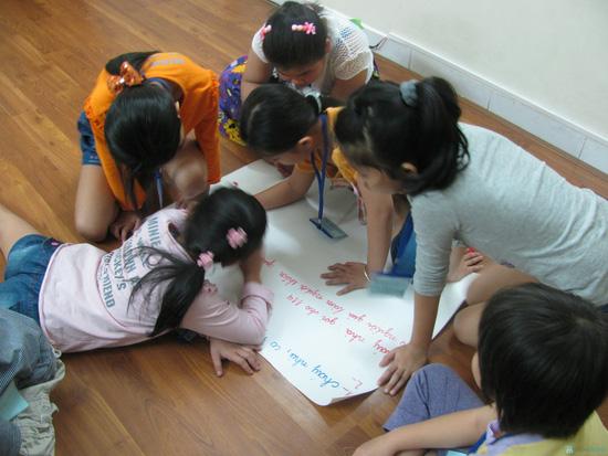 (Hạn sử dụng: 30/11)Khóa học kỹ năng sống cuối tuần cho trẻ em tiểu học - 2