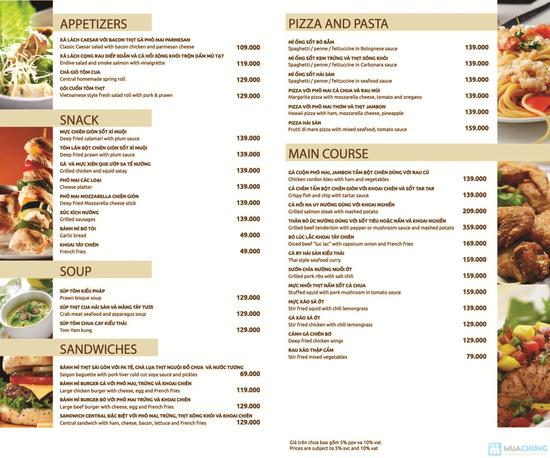 Phiếu ăn uống tại Bistro Cafe - Chỉ 72.000đ được phiếu 120.000đ - 16