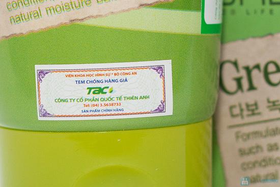 Combo sữa rửa mặt Trà xanh + 5 gói mặt nạ Nha đam - 4